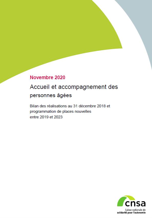 Accueil et accompagnement des personnes âgées. Bilan au 31/12/2018 et programmation 2019-2023 (PDF, 1.04 Mo)