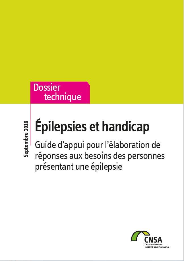 Epilepsies et handicap. Guide d'appui (PDF, 2.5 Mo)