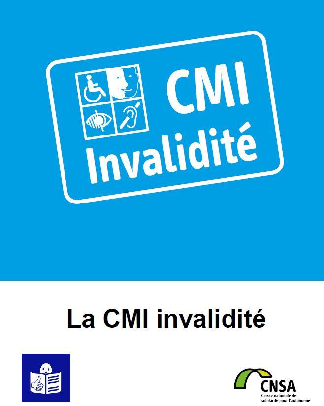 La CMI invalidité (PDF, 1.1 Mo)