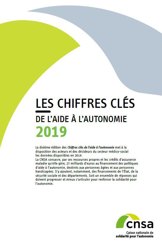 Les chiffres clés de l'aide à l'autonomie 2019 (PDF, 1.89 Mo)