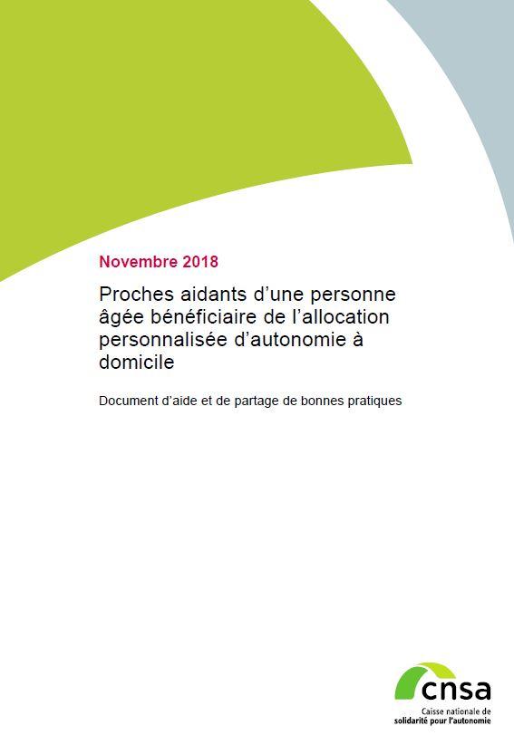 Proches aidants d'une personne âgée bénéficiaire de l'APA à domicile. Guide de bonnes pratiques (PDF, 453.32 Ko)