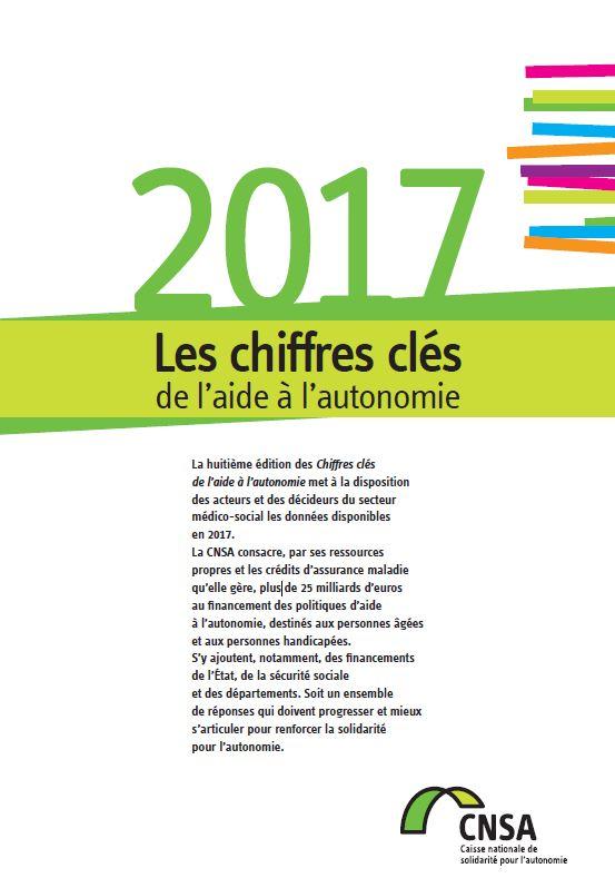 Les chiffres clés de l'aide à l'autonomie 2017 (PDF, 1.59 Mo)