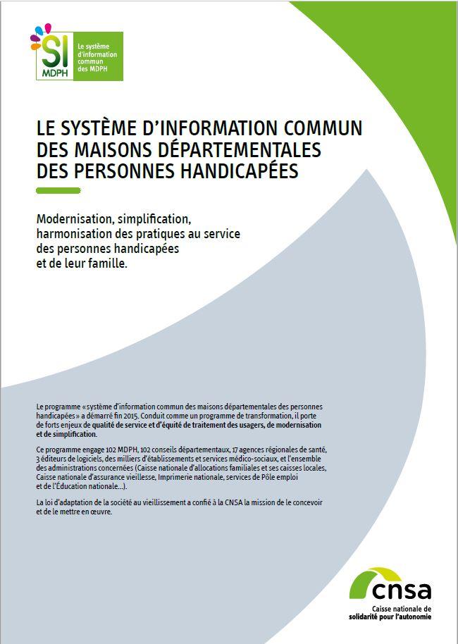 Dépliant Système d'information commun des MDPH - mis à jour en 2020 (ZIP, 2.1 Mo)