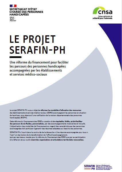 Dépliant Le projet SERAFIN-PH - accessible (PDF, 798.27 Ko)