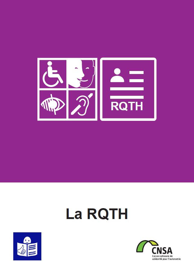 La RQTH (PDF, 1.36 Mo)