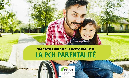 Une nouvelle aide pour les parents handicapés, la PCH parentalité