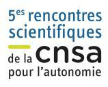 Rencontres scientifiques de la CNSA - Accueil