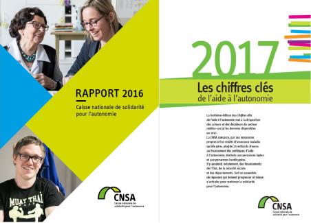 Parution Du Rapport Annuel 2016 De La Cnsa Et Des Chiffres Clés De L