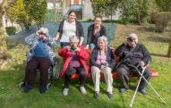Comment je me vois chez moi, le chapitre prospectif de la CNSA illustré par des personnes âgées et des personnes handicapées