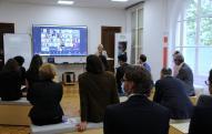 Le laboratoire des solutions de demain installé par la ministre Brigitte Bourguignon