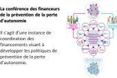 Prévention de la perte d'autonomie : premier bilan d'activité des conférences des financeurs