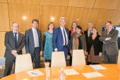 La CNSA et le CNFPT signent une convention-cadre pour la période 2017-2020