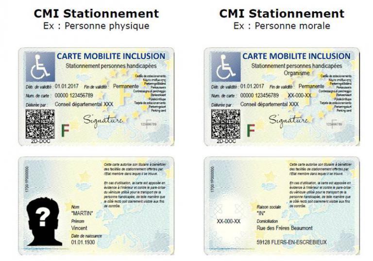 Les premières cartes mobilité inclusion sont imprimées | CNSA