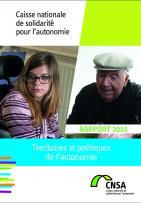 Rapport annuel 2015 : Territoires et politiques de l'autonomie (PDF, 5.72 Mo)